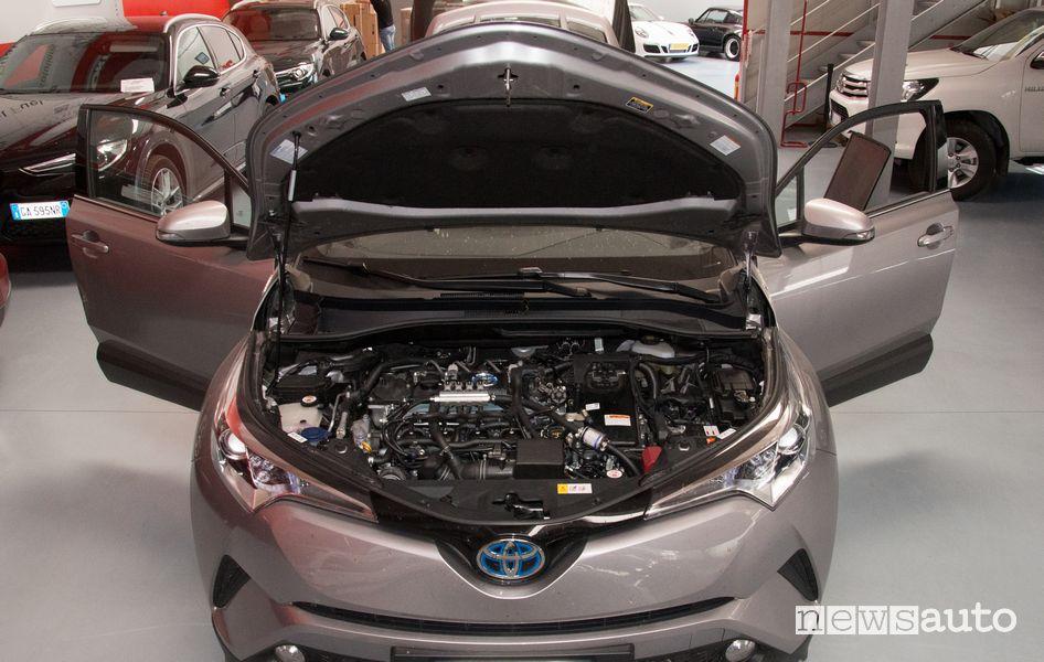 Trasformare a metano un'auto ibrida