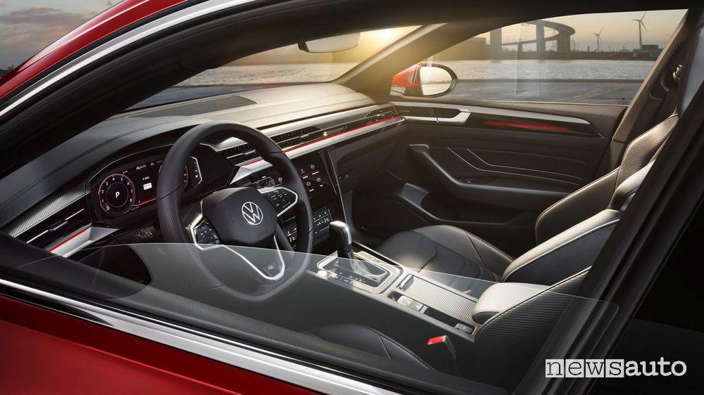 Finestrino abitacolo Volkswagen Arteon R-Line