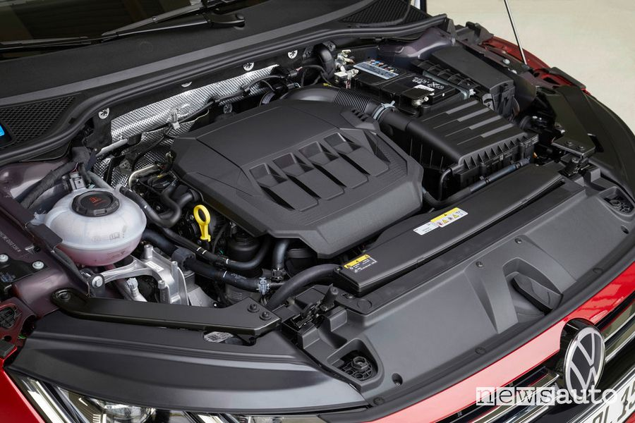 Vano motore TDI Volkswagen Arteon R Line