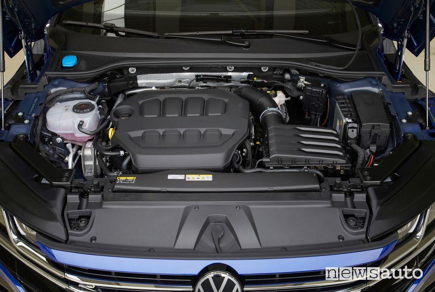 Vano motore benzina TSI 310 CV Volkswagen Arteon R