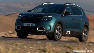 Photo of Citroën C5 Aircross, SUV benzina, diesel e ibrido, caratteristiche e prezzi