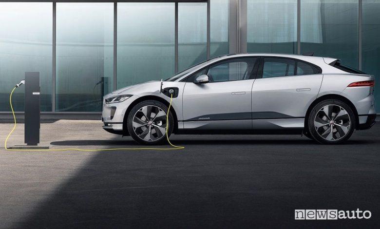Jaguar I-Pace, caratteristiche autonomia, prezzo del SUV elettrico