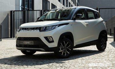 Mahindra KUV100 NXT, caratteristiche e prezzi dell'auto economica GPL