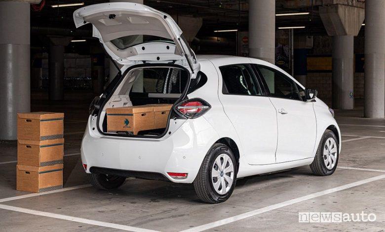 Photo of Renault Zoe Van, caratteristiche, autonomia e prezzo