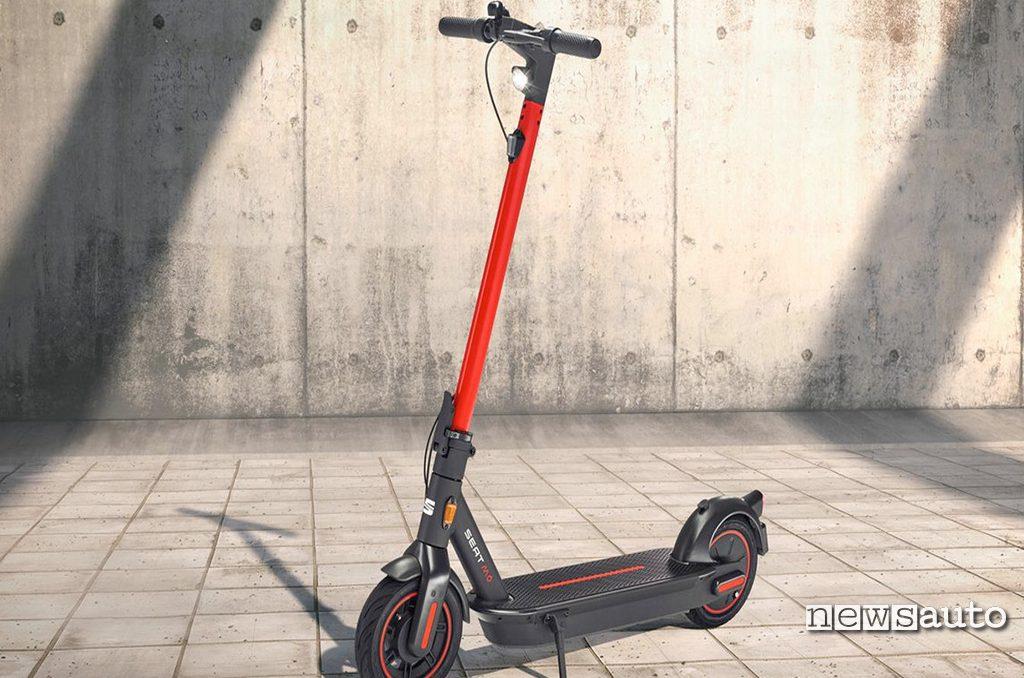 SEAT MÓ eKickScooter 65 monopattino elettrico 2020