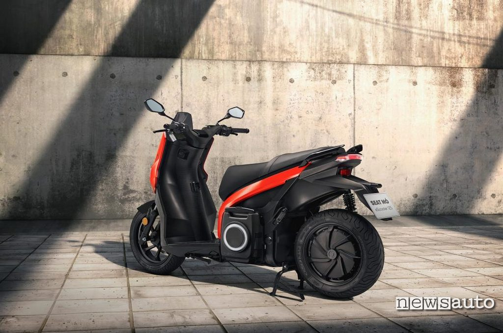 SEAT MÓ eScooter 125 nuovo scooter elettrico 2020