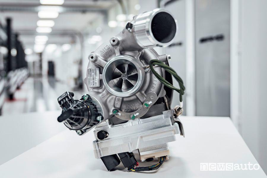 Turbo elettronico Mercedes-AMG Garrett