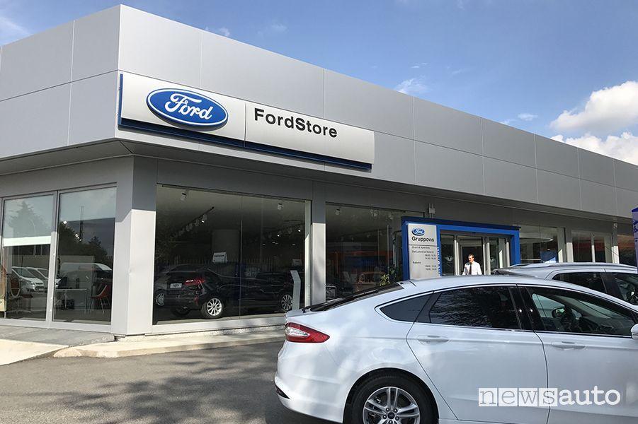 Dove comprare un'auto usata Ford Approved