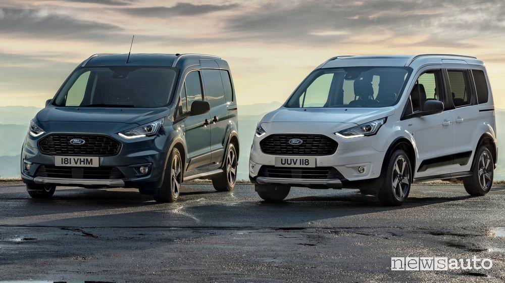 Gamma Ford Transit e Tourneo Connect Active