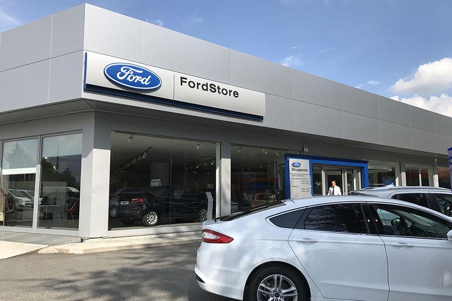 FordStore, concessionaria di Ford Italia dove è possibile stipulare un contratto IdeaFord