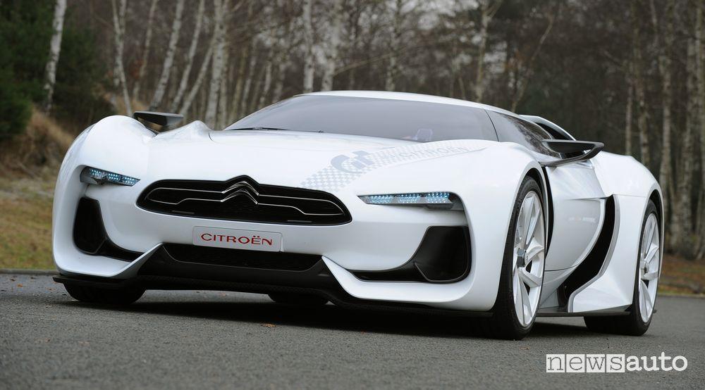 Concept-car Citroën GTbyCitroën