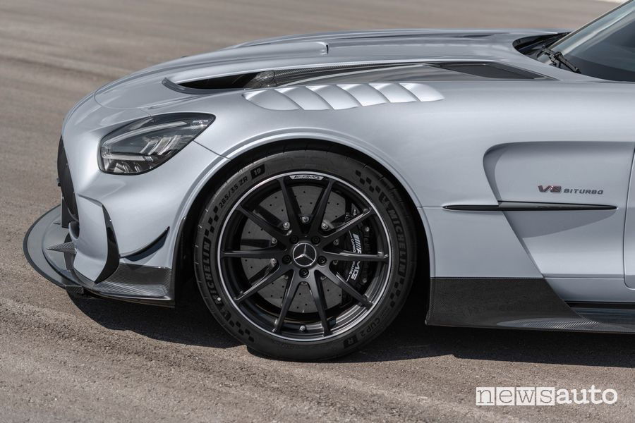 "Cerchi in lega da 19"" Mercedes-AMG GT Black Series"