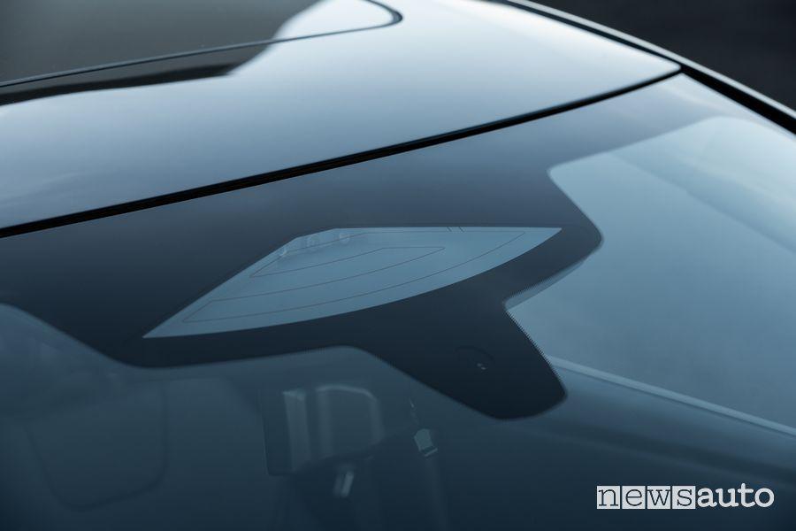 Telecamera e sensori sistema ProPilot Nissan Ariya