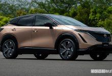 Photo of Nissan Ariya, caratteristiche, batterie e autonomia del crossover elettrico