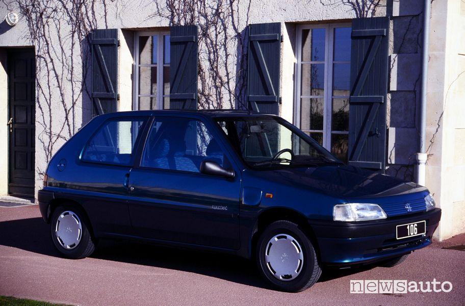 Peugeot 106 Electric del 1993