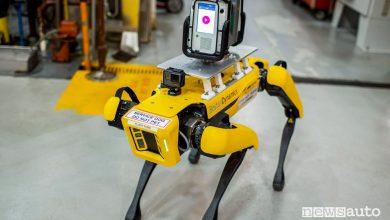 Photo of Robot a 4 zampe, al lavoro nella fabbrica Ford