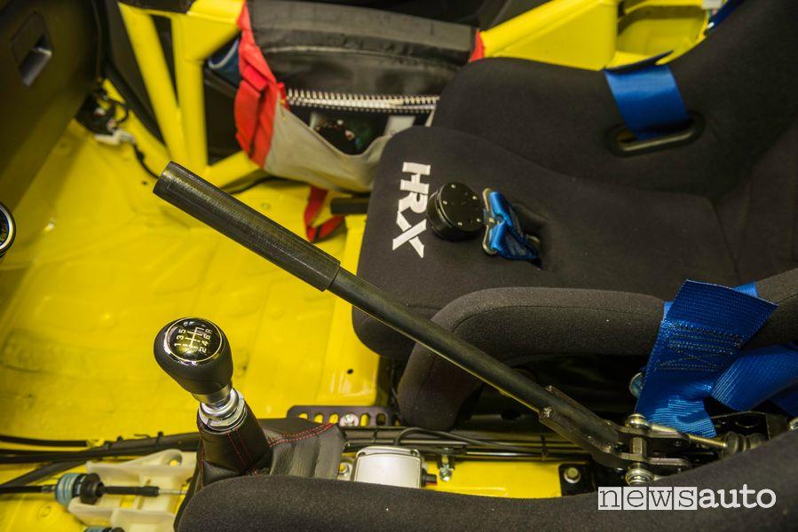 Leva cambio manuale 6 marce Suzuki Swift Sport Hybrid R1