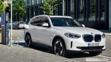 Photo of BMW iX3, caratteristiche batteria e prezzo del SUV elettrico