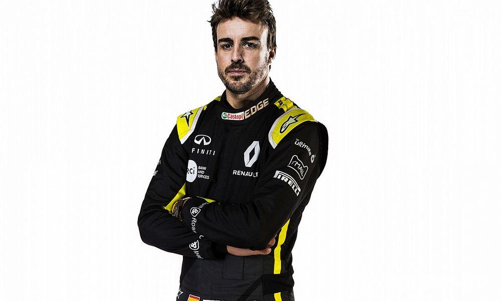 Alonso pilota Renault F1 dal 2021