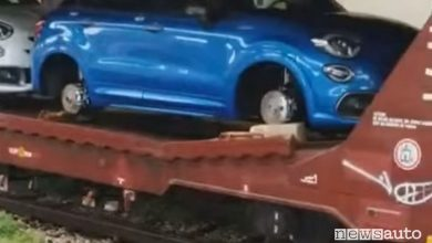 Photo of Furti di ruote di auto nuove, ladri in azione sul treno merci