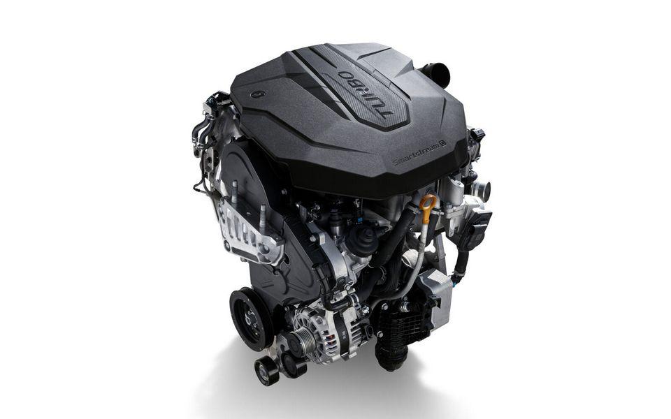 "Motore Hyundai diesel ""Smartstream"" da 2,2 litri"