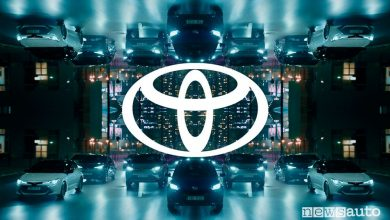 Photo of Logo Toyota, nuovo design del simbolo