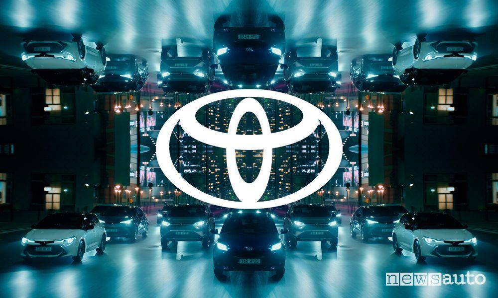 Nuovo logo Toyota