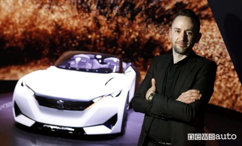 Matthias Hossann, Direttore del Design Peugeot