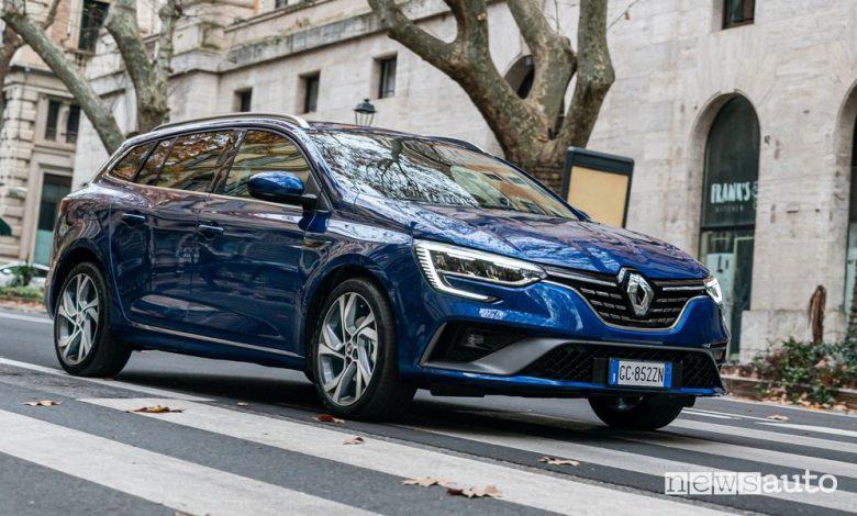 Renault Mégane E-Tech Plug-In, caratteristiche e prezzi