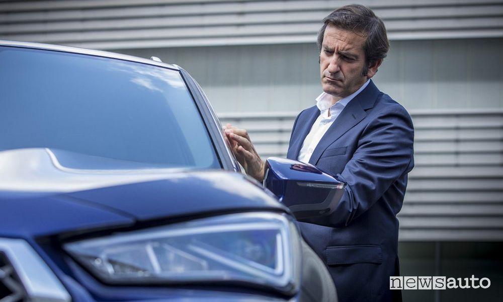 Design Renault, arriva Mesonero-Romanos da Seat