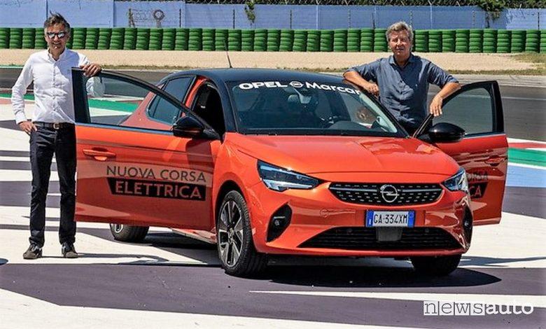 Circuito di Misano, Opel auto ufficiale anche nel 2020