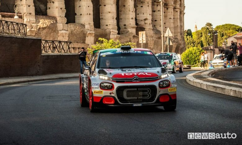 Rally di Roma Capitale 2020, risultati e classifica