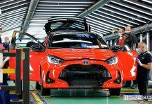 Photo of Nuova Toyota Yaris, inizia la produzione