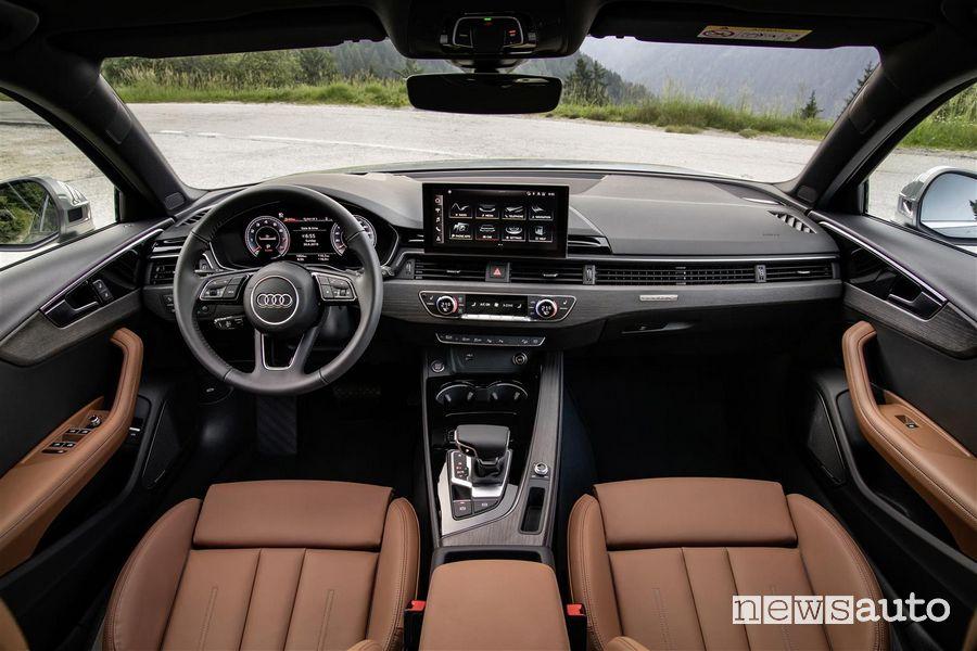 Plancia strumenti abitacolo Audi A4 Allroad quattro