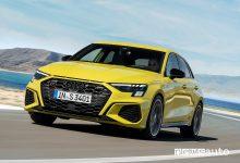 Photo of Nuova Audi S3 Sportback e Sedan, caratteristiche e novità MIB 3