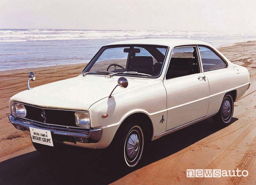 Mazda Familia Rotary Coupe del 1968