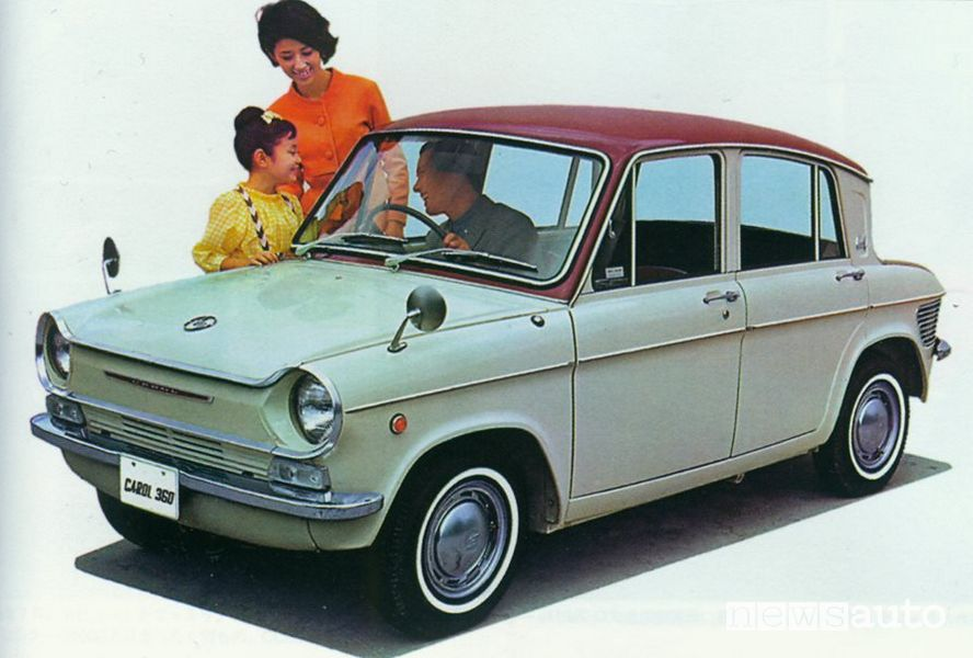 Mazda Carol 360 del 1966
