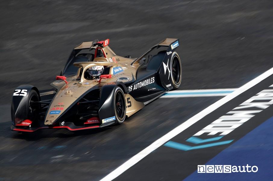 DS Techeetah Jean-Eric Vergne, Formula E