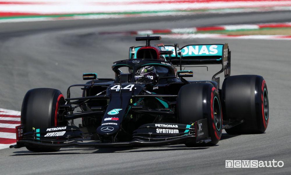 F1 2020 Gp Spagna Mercedes-AMG Lewis Hamilton
