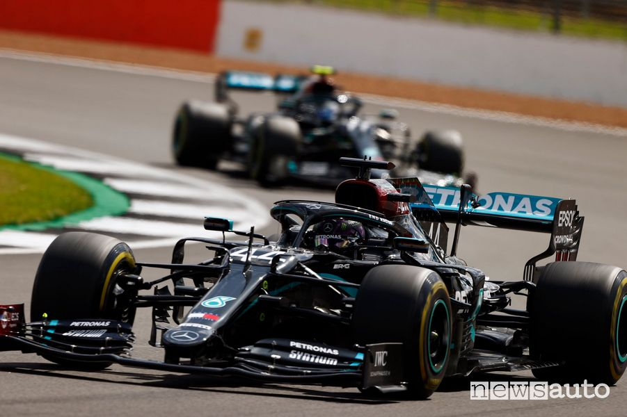Gran Premio di Gran Bretagna F1 2020