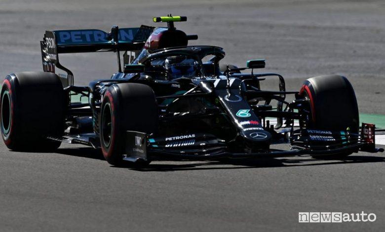 Qualifiche F1 Gp 70° Anniversario 2020