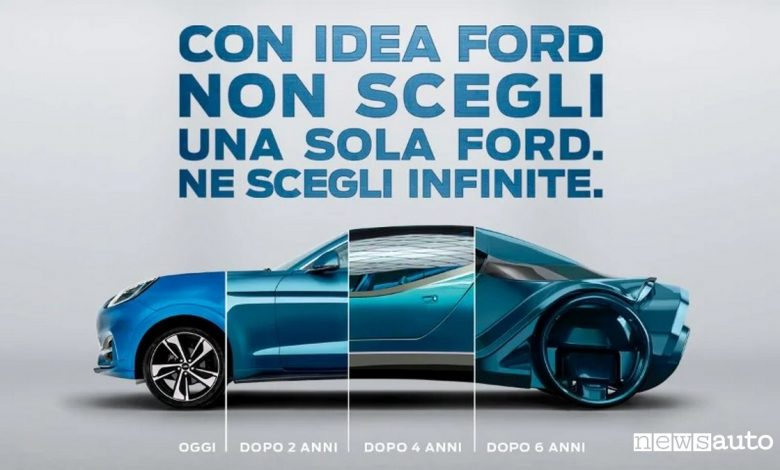 finanziamento auto idea ford
