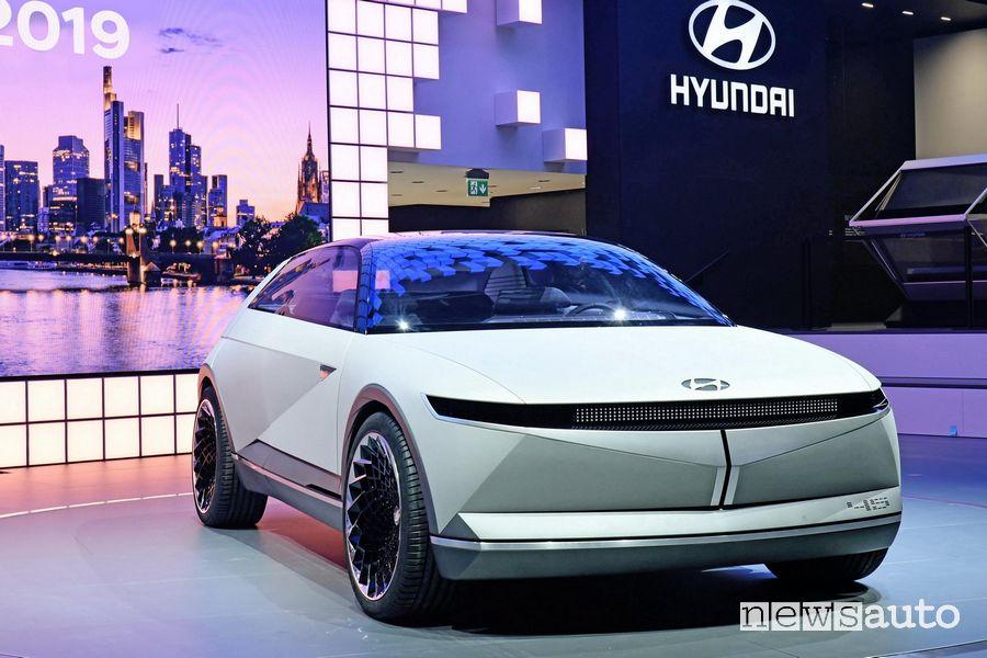 Auto elettriche Hyundai, nasce il nuovo brand Ioniq