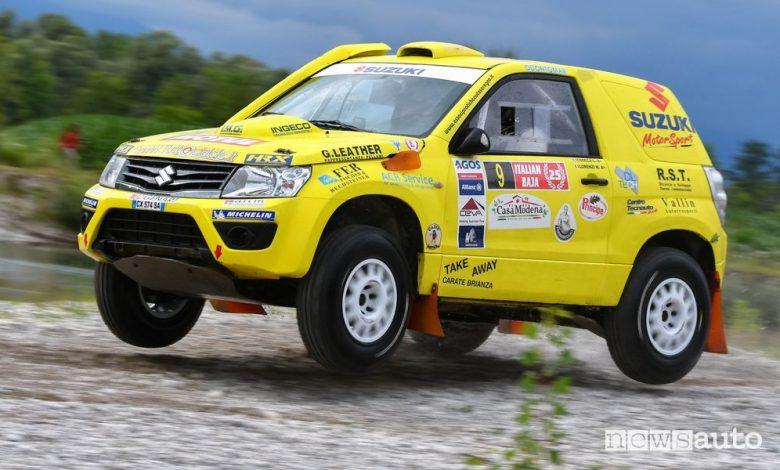 Calendario Suzuki Challenge, le date del trofeo monomarca 4×4