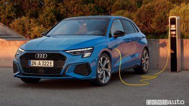Photo of Audi A3 Sportback ibrida plug-in, caratteristiche e prezzi