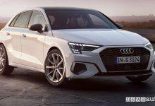 Photo of Audi A3 Sportback a metano monovalente g-tron, caratteristiche