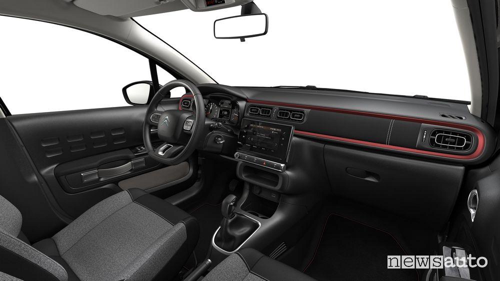Plancia strumenti abitacolo Citroën C3 C-Series
