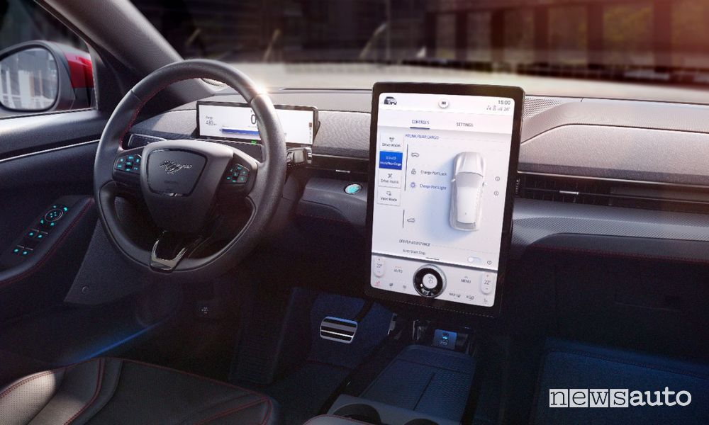 Nuovo Ford Sync 4