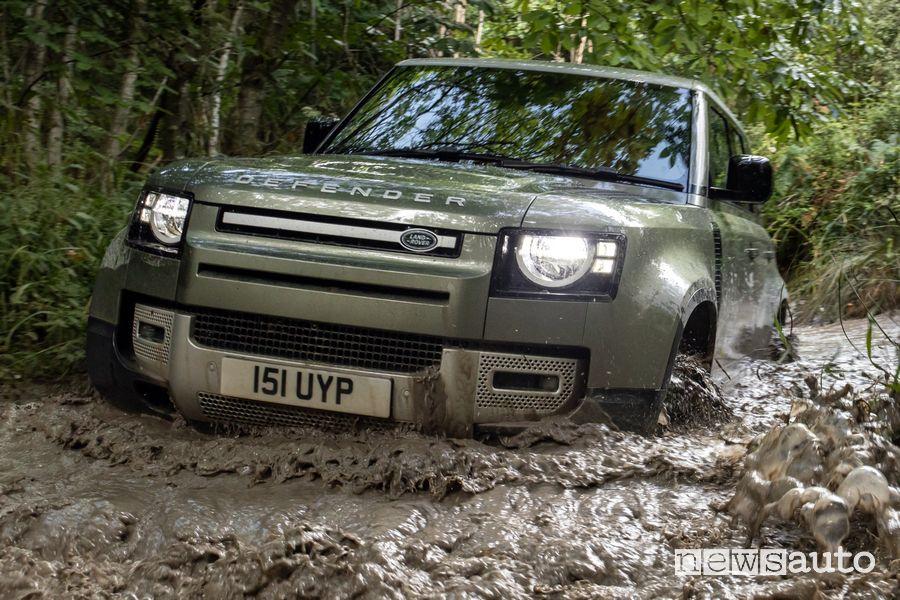Guado Land Rover Defender 110 PHEV