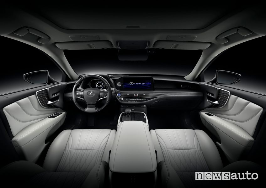 Plancia strumenti abitacolo Lexus LS 500